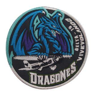 rodela dragones