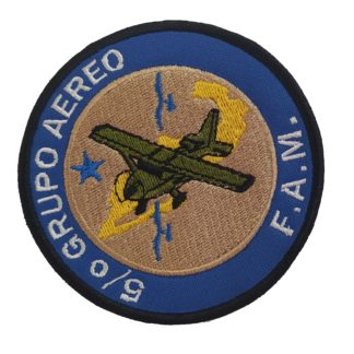 rodela f.a.m. 5to grupo aéreo