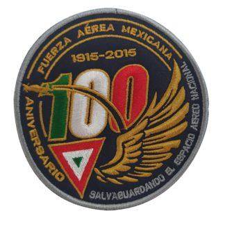 rodela fuerza aerea 100 años 1
